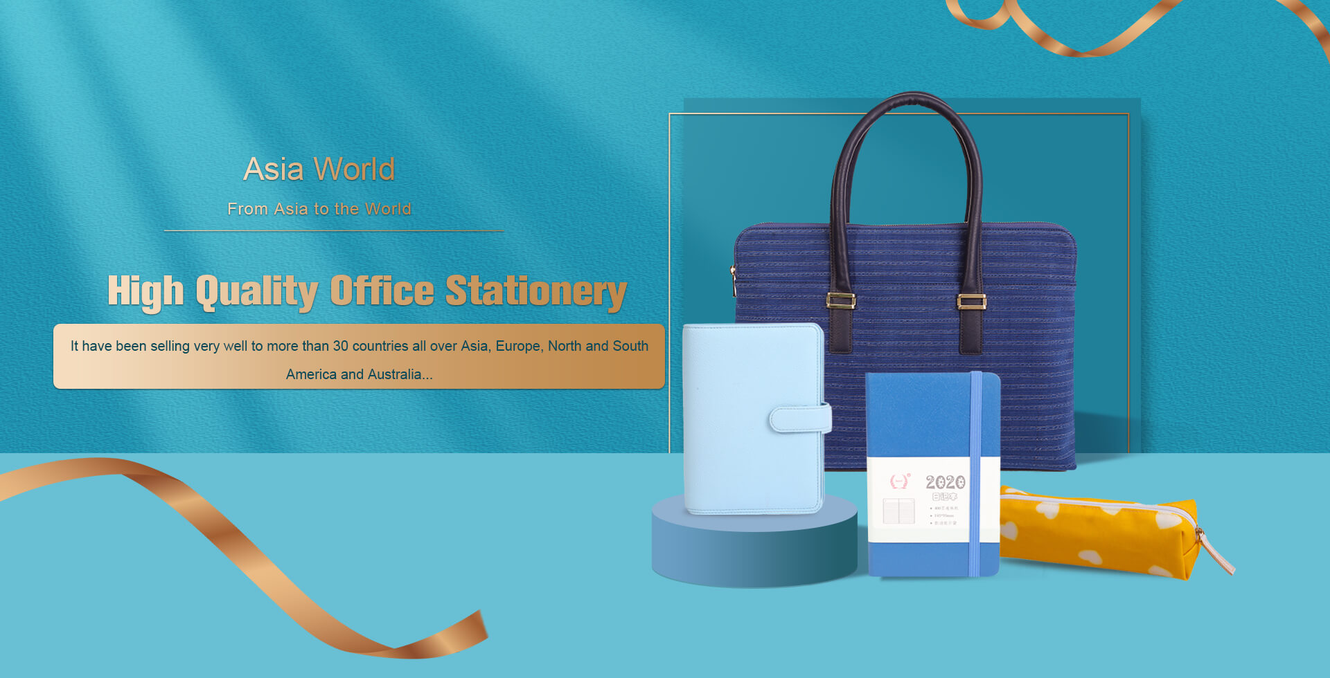 High Quality Office Stationery. Product sale to Asia, Europe, America, Australia and so on, over thirty countries and regions.