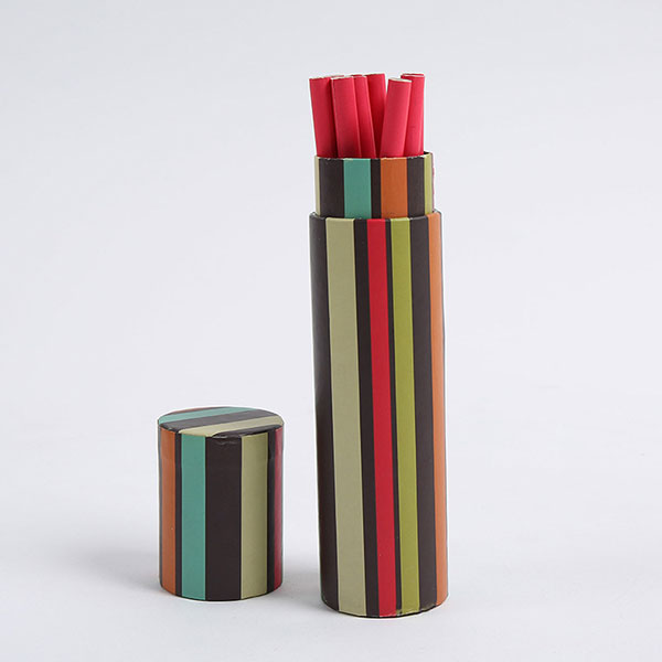 Pen holder with pencil