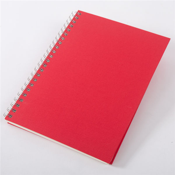 Book Covering Material wire-o notebook