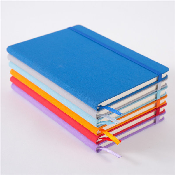 Book Covering Material hardcased notebook