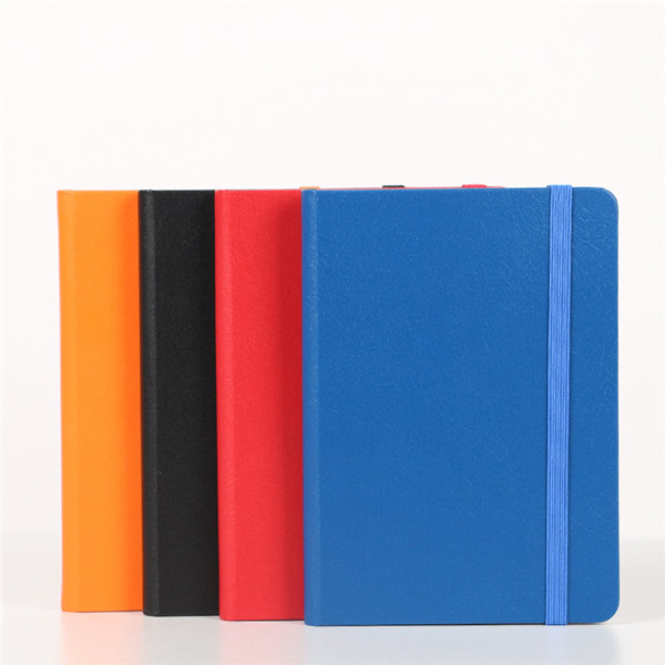 A5 Book Covering Material hardcased diary (optional gift box available)